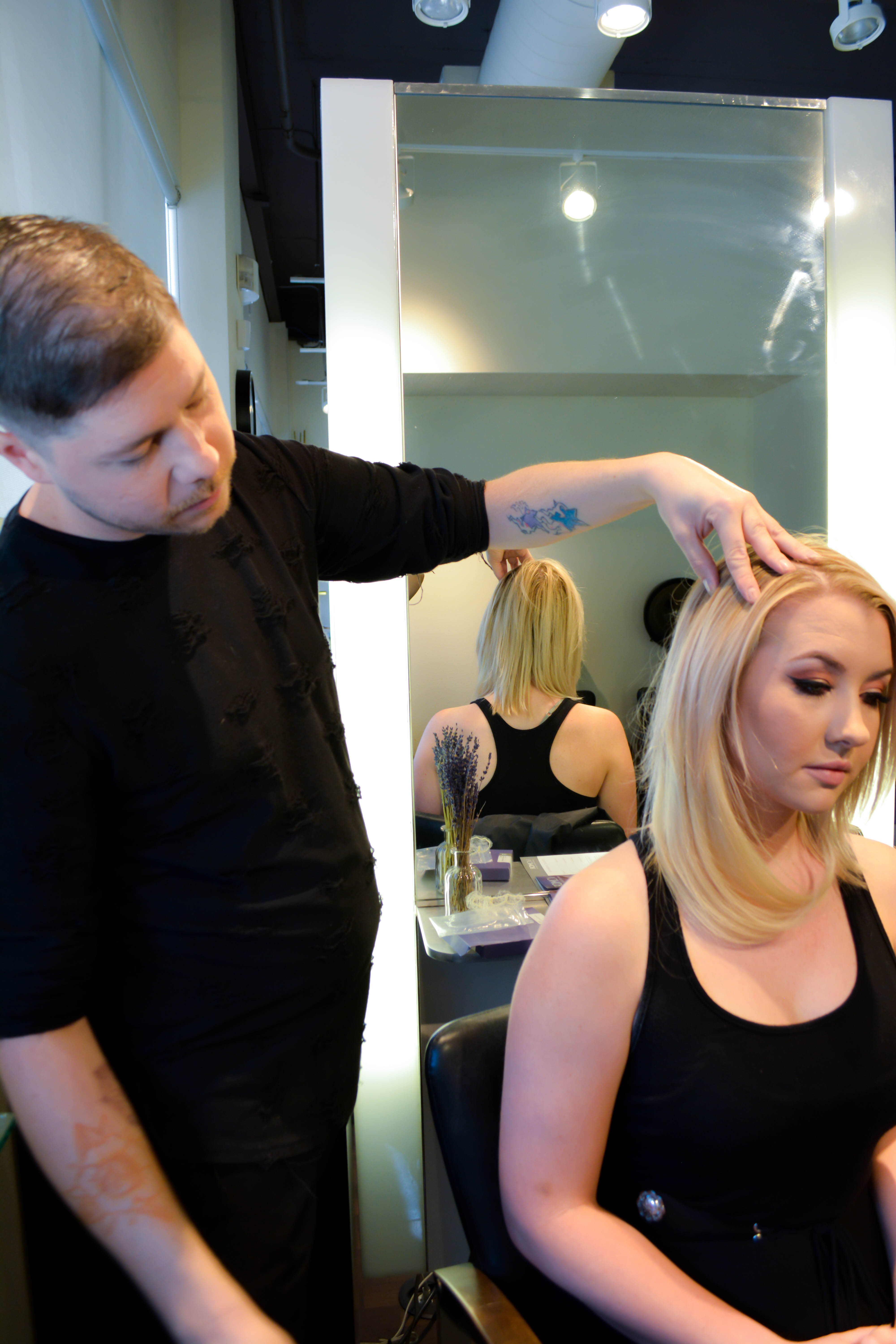 Learn About Our New Vomor Extentions Mark Pardo Salonspa